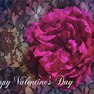 Love and Lace, my Valentine by Johanne Brunet