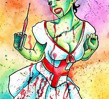 Zombie Doll 2 by MissCarissaRose