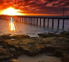 Sunrise at Point Lonsdale #2 by Jason Green