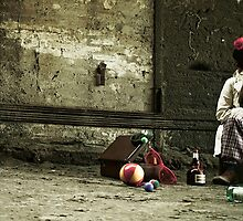 Alone by Jean M. Laffitau