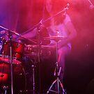 The Drummer by bribiedamo