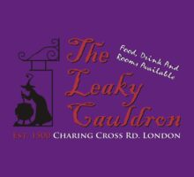 The Leaky Cauldron by robotrobotROBOT