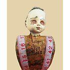 deviant doll 2, 2010 by Thelma Van Rensburg