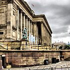 St George's Hall. by dewhud
