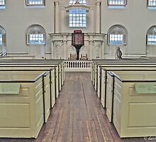 Old South Meeting House I by David Davies