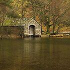 The boathouse by Steve plowman