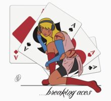 Breaking Aces by laulei