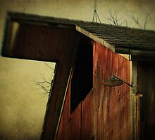 Willard's Barn (detail) by Aaron Campbell