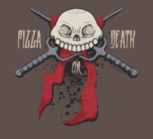 PIZZA or DEATH by Andy Hunt