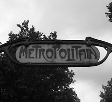 Metropolitain by IslandImages