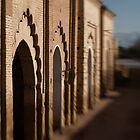 Koutoubia Mosque, Marrakesh by Matthew Walters