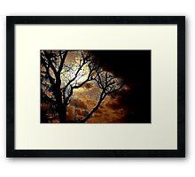 GOBLIN NIGHT~ Framed Print