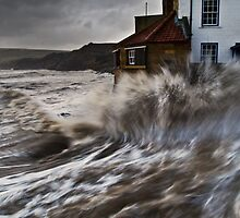 Stormy Seas  by johnfinney