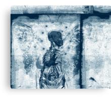 butterfly man - redux Canvas Print