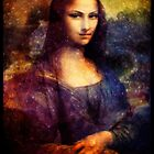Mona Lisa II by Ashley Christudason