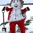 Biggins the Snowman by durzey