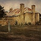 ~ This Old House No 2 ~ by Lynda Heins