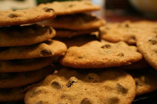 Chocolate Chip Cookies by laurie13