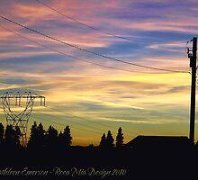 Nightfall Brings Beauty by rocamiadesign