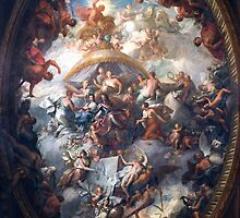 Painted Hall by JoJoCSZ