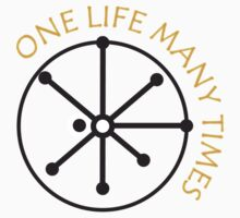 One Life Many Times by Paul Fleetham