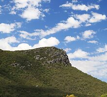 Mt. Sturgeon, The Grampians by Jane McDougall