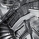 another escher staircase by carol brandt