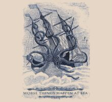 worse things happen at sea by Ben Lucas