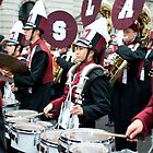 Marching Band by Paris Franz