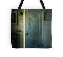 Behind Closed Doors Tote Bag