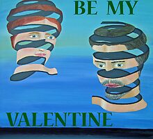 The Couple, Be My Valentine by Eric Kempson