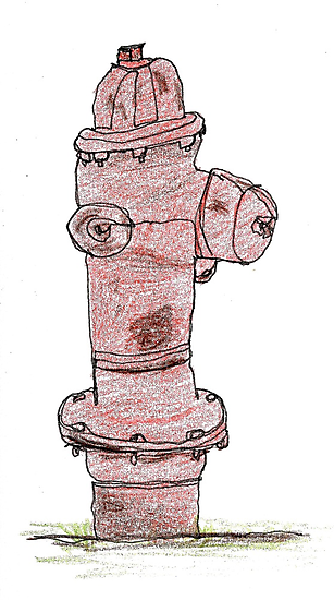 fire hydrant by dthaase