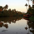 KUMARAKOM Backwaters by Vivek Bakshi