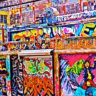 3 Levels at 5 Pointz by justkeating