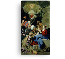 The Adoration of the Kings, 1612 by Maino or Mayno Canvas Print
