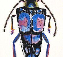 Bug 009 by Cristina-Mary Buzamet