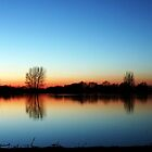 Sunset at St Chad&#x27;s Water 1 by GreenPeak