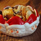Home-Baked Christmas Cookies by MarjorieB