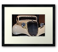 Couch/Granatelli '34 Ford Coupe Framed Print