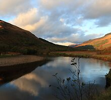 Glen Orchy by Paul Bettison