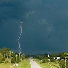 Kenansville storm by Larry  Grayam