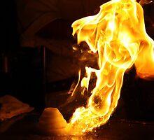 Flame by Aurora Vaz
