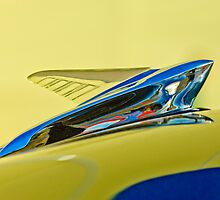 1951 Ford Hood Ornament 1 by Jill Reger