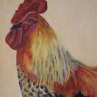 Rooster by taralewisart
