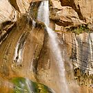 Lower Calf Creek Falls near Escalante by Alex Cassels