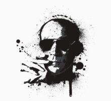 Hunter S Thompson by LJA Studios