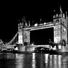 Tower Bridge - London by Ken  Yan
