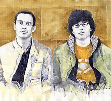 Brothers by Yuriy Shevchuk