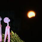 lunar eclipse 12/2010 by ANNABEL   S. ALENTON