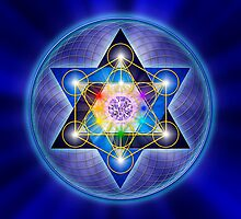 Sacred Geometry 15 by Endre